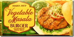 TJ's masala-burger-box