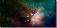 evolving universe