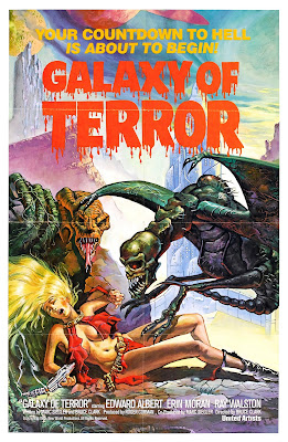 Galaxy of Terror (1981) is