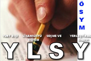Yurt Dışı Lisansüstü Eğitim Seçme ve Yerleştirme Sınavı (italyam.com)