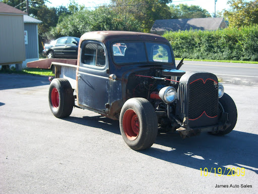 1947 Dodge pickup Rat Rod