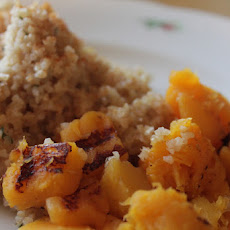 Bulgur and Butternut Squash