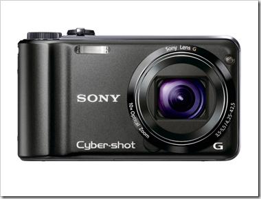 Sony-Cybershot-DSC-HX5V-Front