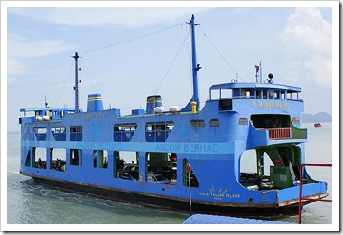 Ancom Sponsored Ferry