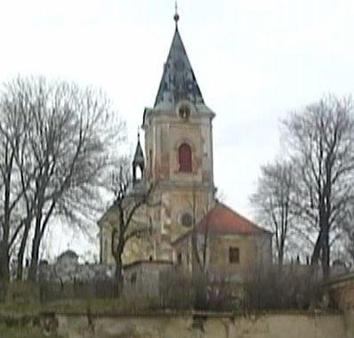 Kostel svatého Václava Činěves