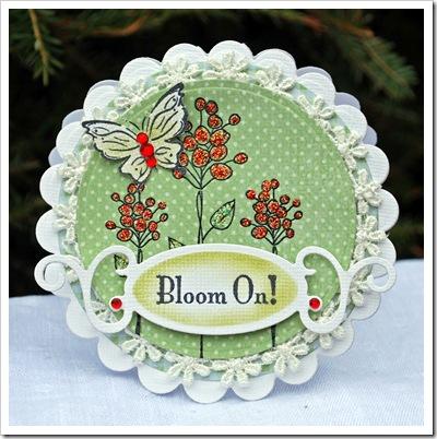 Bloom On April