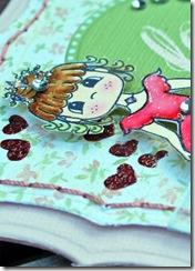 Princess Ally detalj #2