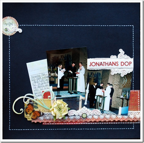 Jonathans dop