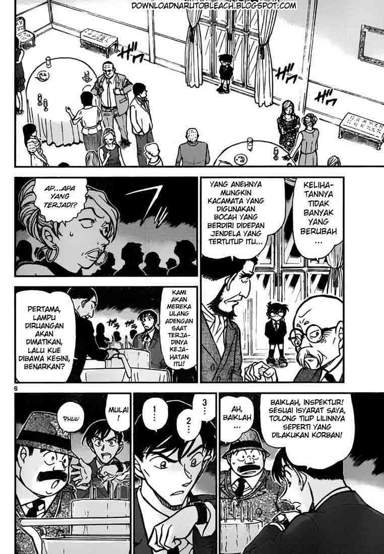 Detective Conan 764 Page 6