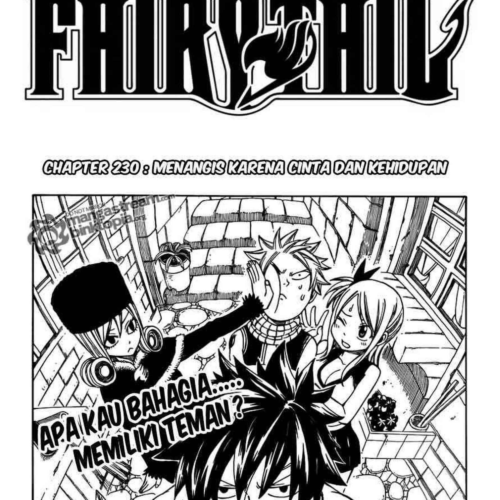 Fairy Tail 230 231 Bahasa Indonesia Fairy Tail
