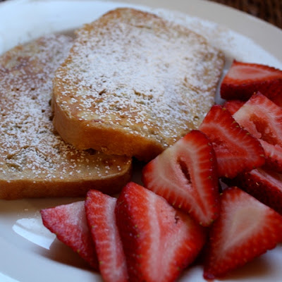 Milk and Honey French Toast
