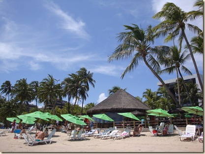 favourite beach hangout