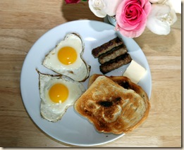 heart eggs 1