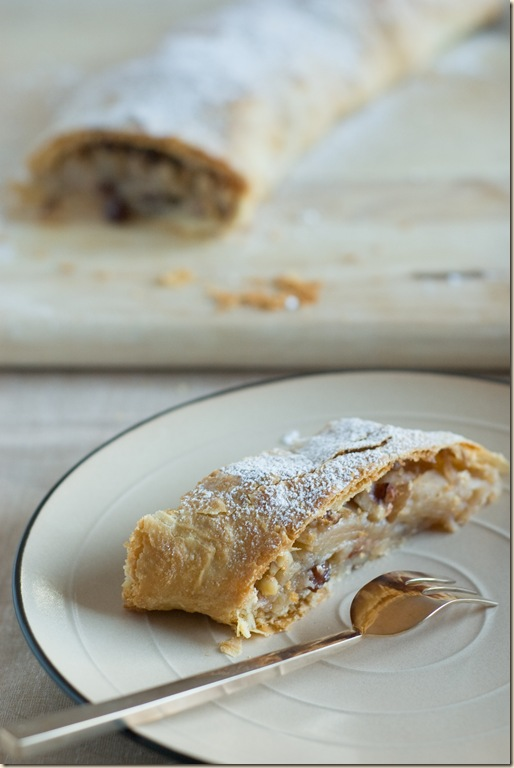Apple Strudel - Daring Bakers