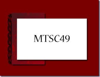 MTSC49