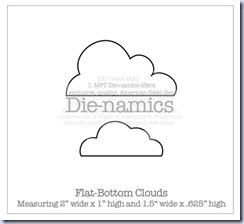 Flat Bottomed Cloud Die-namics