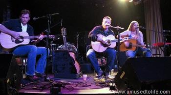 Vic Stanley, Jason Isbell, Abbie Owens