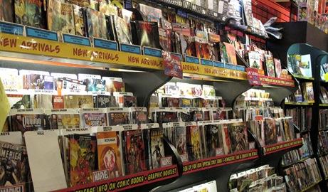Newbury Comics, Boston, MA
