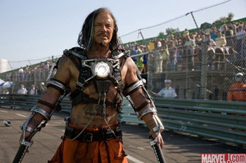 Iron Man 2 - Mickey Rourke