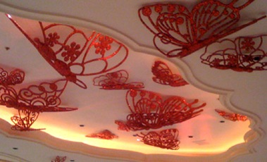 Encore Theatre Butterflies