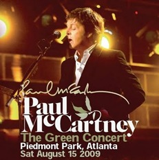 McCartney Atlanta Poster