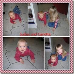 Justus und Carlotta