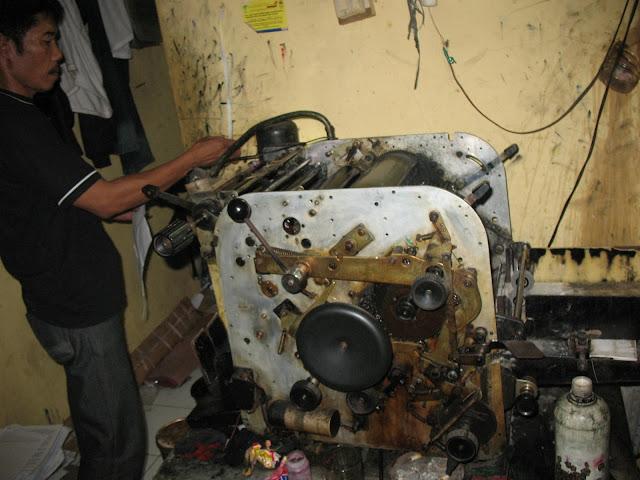 mesin cetak berkualitas, mesin cetak oliver dan mesin cetak GTO 52 dan mesin cetak TOKO
