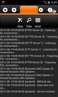 Screenshot of HTTPS / FTPS / SFTP Server