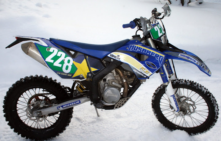 Husaberg 390cc
