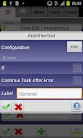 Screenshot of AutoShortcut Pro