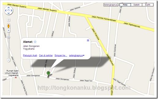 Jalan Sorogenen, Yogyakarta