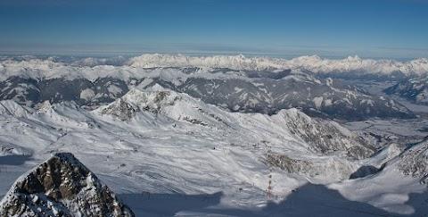 Ľadovcové stredisko Kitzsteinhorn