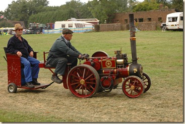 rudgewick steam rally 028