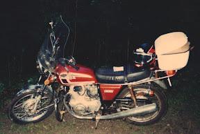 1974 CB360