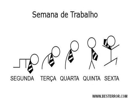 SEMANA DE TRABALHO