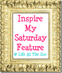 inspre my saturday button