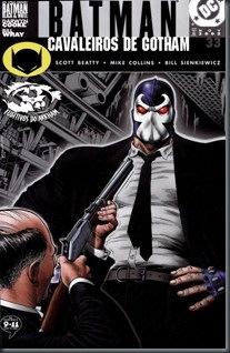 Batman - Cavaleiros de Gotham #33 (2002)