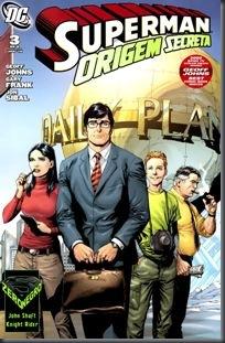 Superman - Origem Secreta #3 (2010)