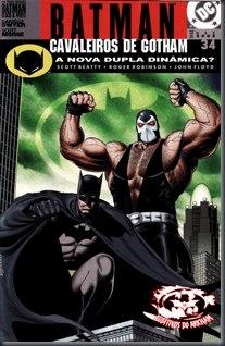 Batman - Cavaleiros de Gotham #34 (2002)