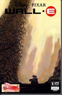 Wall-E #01 (2009)