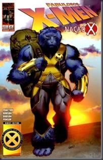 Fabulosos X-Men #519 (2010)