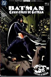Batman - Cavaleiros de Gotham #40 (2003)
