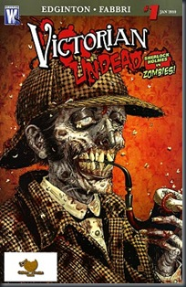 Victorian Undead #01 (2009)