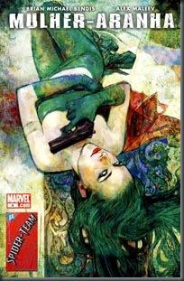 Mulher-Aranha #004 (2009)