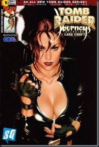 Tomb Raider - Journeys #1 (2002)