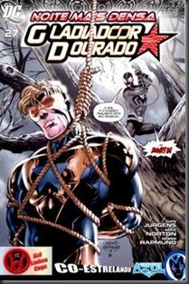 Gladiador Dourado #027 (2009)