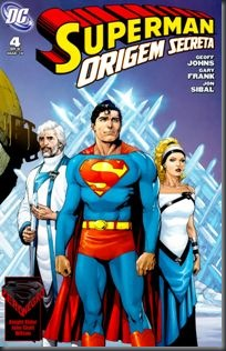 Superman: Origem Secreta #4