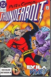 Peter Cannon – Thunderbolt #03
