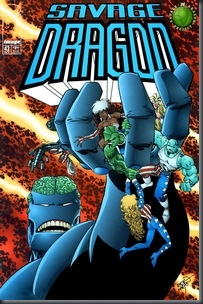 Savage Dragon #42 (1997)