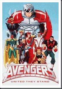 Os Vingadores (Temporada 1)